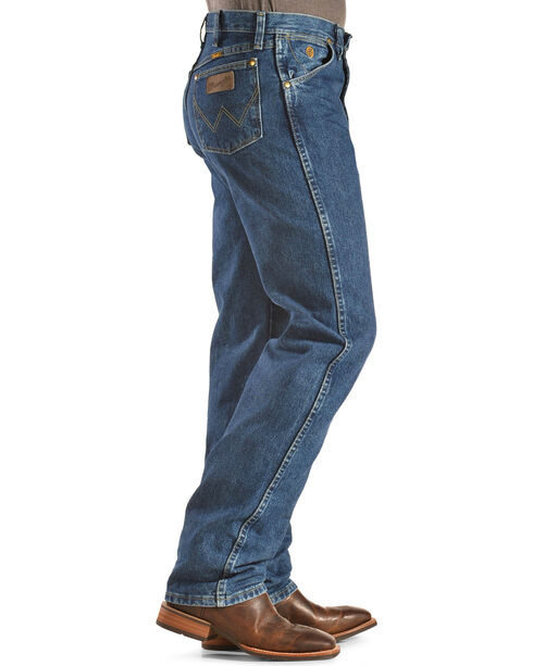 "Wrangler Jeans - 13MWZ George Strait Original Fit - 38"" Tall Inseam, Denim, hi-res"