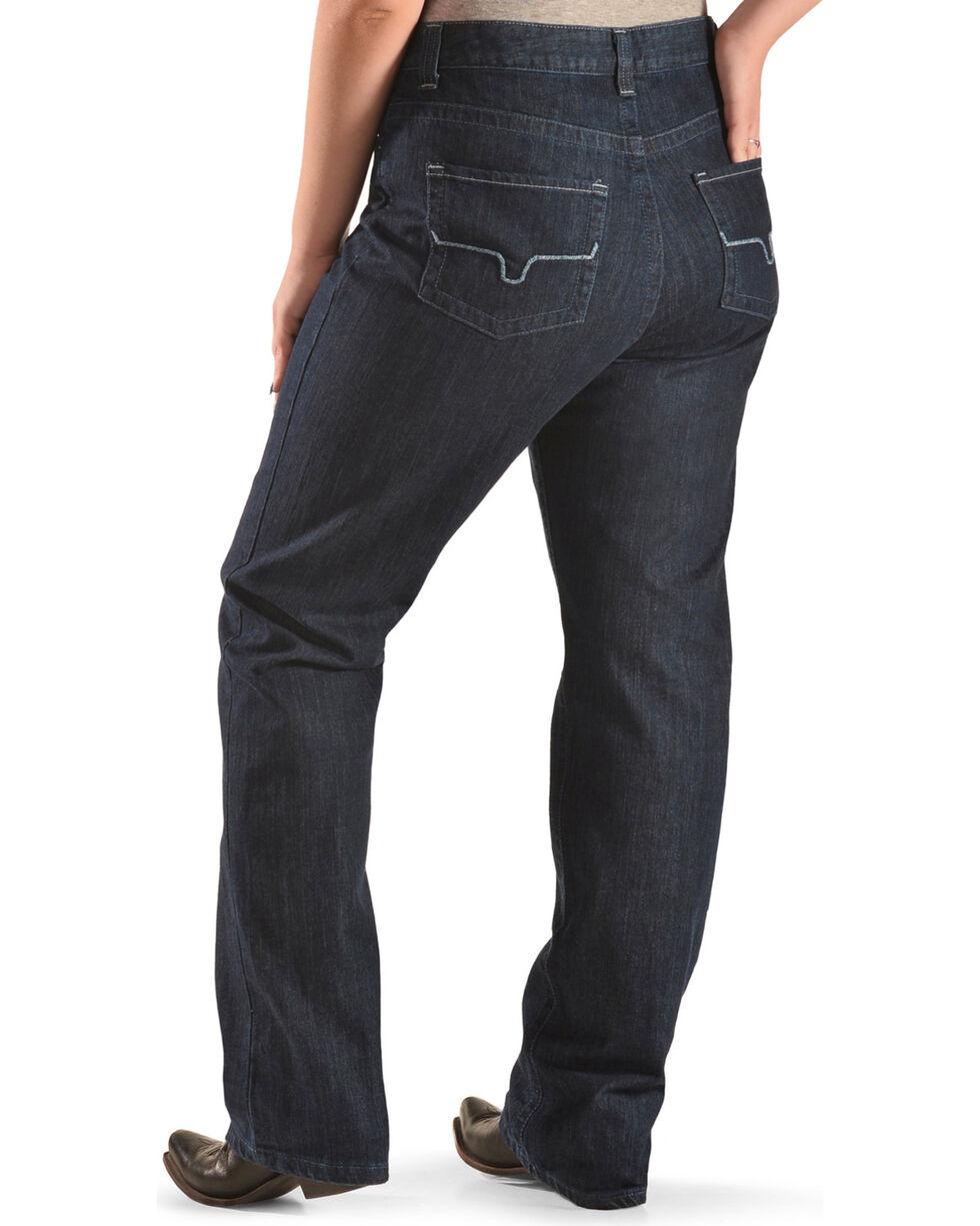 Kimes Ranch Women's Madeline Boot Cut Jeans - Plus Size, Indigo, hi-res