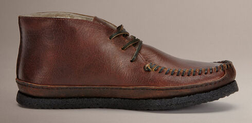 Frye Men's Porter Chukka Shoes, Brown, hi-res