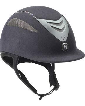 One K Defender Suede & Swarovski Stones Helmet, Grey, hi-res