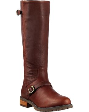 Ariat Stanton Waterproof Riding Boots, Coffee, hi-res