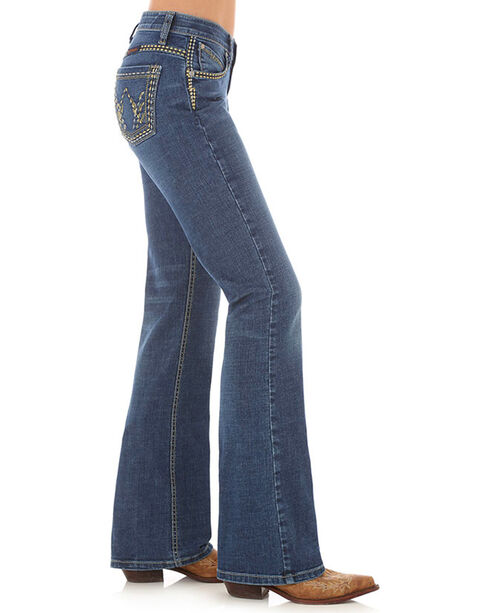 Wrangler Women's Ultimate Riding Shiloh Jeans - Boot Cut, Blue, hi-res