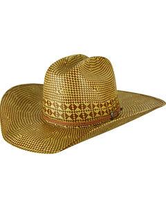 Bailey Men's Cinch 10X Straw Western Hat, Multi, hi-res