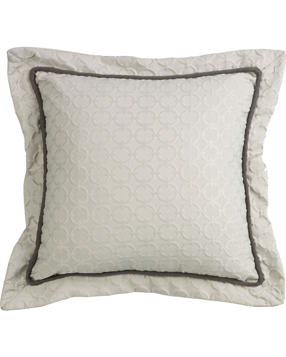 HiEnd Accents Chain Link Pillow, Multi, hi-res