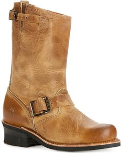 Frye Women's Engineer 12R Boots - Round Toe, , hi-res