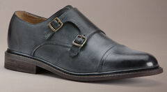 Frye Men's James Double Monk Shoes, , hi-res