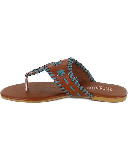 Shyanne Women's Sedona Sandals, Brown, hi-res