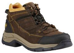 Ariat Men's Java Terrain Pro H20 Boots, Coffee, hi-res