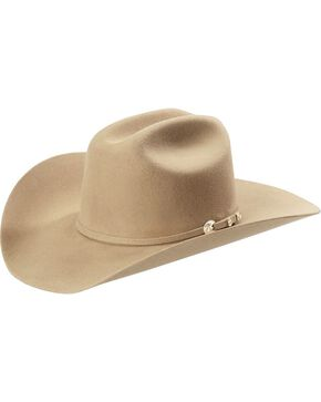 Stetson 4X Corral Buffalo Felt Hat, Sand, hi-res