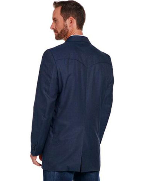 Circle S Men's Navy Carson City Sport Coat - Tall, , hi-res