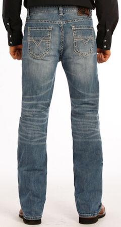 Rock and Roll Cowboy Double Barrel Flex Jeans - Straight Leg , , hi-res
