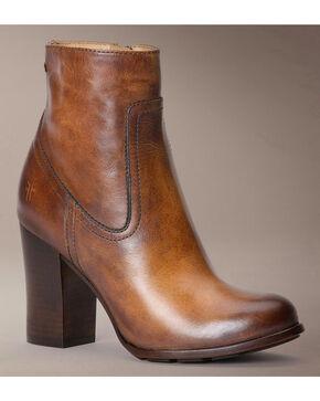 Frye Parker Short Boots, Tan, hi-res