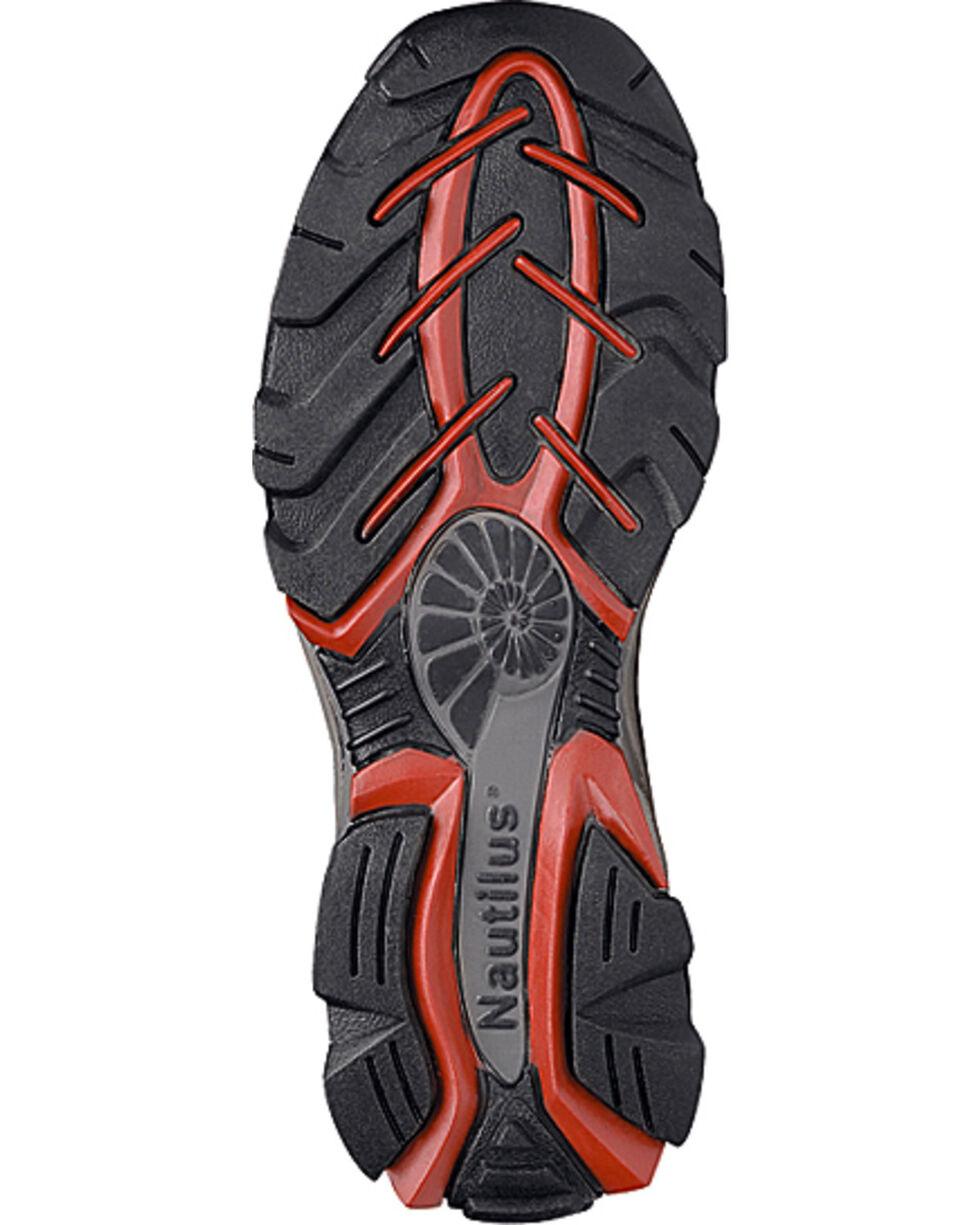 Nautilus Men's Moss ESD Slip-On Work Shoes - Steel Toe, Moss, hi-res