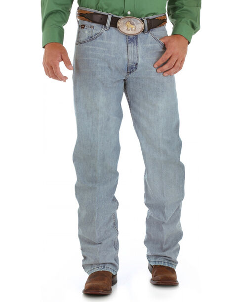 "Wrangler 20X Jeans - No. 33 Extreme Relaxed Fit - 38"" Tall Inseam, Blue Frost, hi-res"