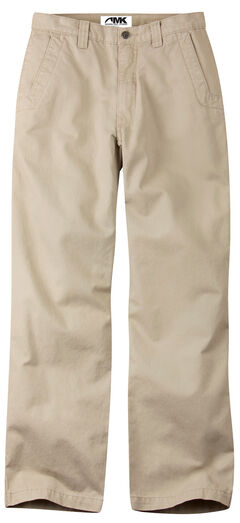 Mountain Khakis Sand Teton Twill Pants - Relaxed Fit, , hi-res