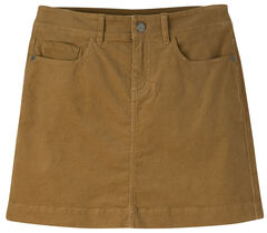 Mountain Khakis Women's Canyon Cord Slim Fit Skirt, , hi-res