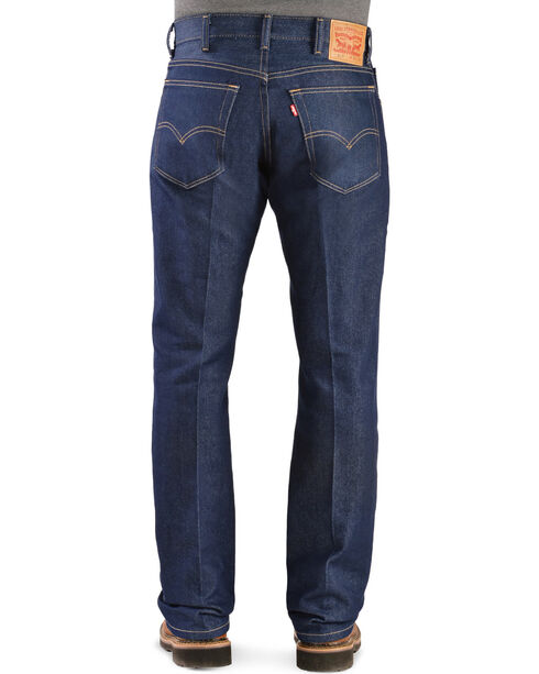 Levi's  517 Jeans - Boot Cut Stretch, Indigo, hi-res