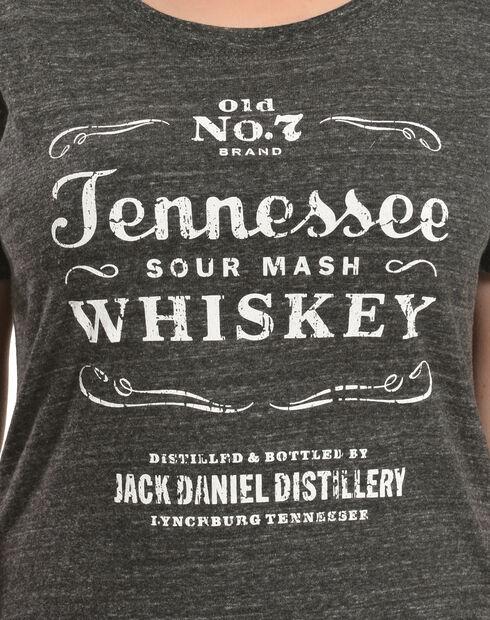 Jack Daniel's Women's Tennessee Whiskey Short Sleeve T-Shirt, Grey, hi-res
