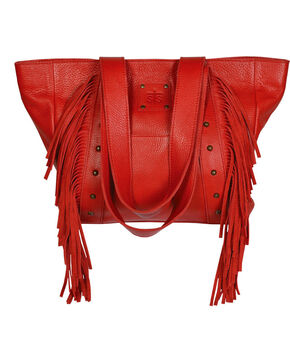 STS Ranchwear Red Annie Oakley Tote , Red, hi-res