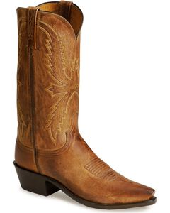 Lucchese Handcrafted 1883 Mad Dog Western Cowboy Boots - Snip Toe, , hi-res