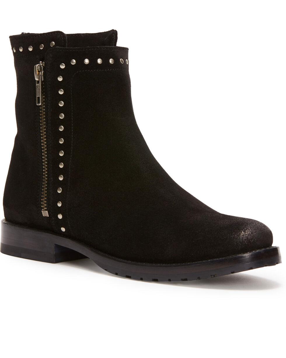 Frye Natalie Stud Double Zip Boot