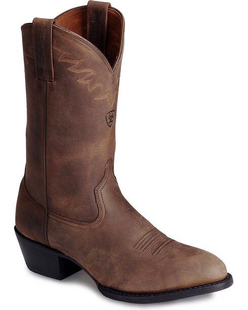 Ariat Sedona Arena Cowboy Boots, Distressed, hi-res