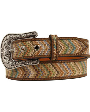 Ariat Chevron Belt, Multi, hi-res