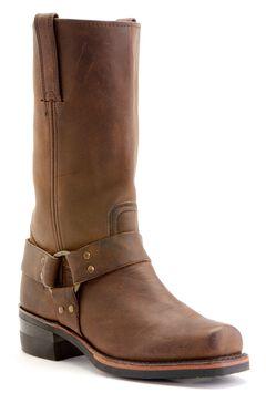 Frye Men's Harness 12R Boots - Square Toe, , hi-res