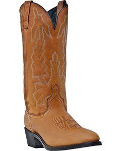 Laredo Jacksonville Cowboy Boots - Round Toe, , hi-res