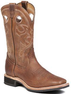 Boulet Cowboy Boots - Square Toe, , hi-res