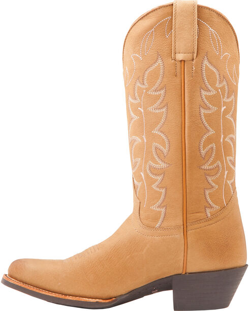 Shyanne Women's Xero Gravity Embroidered Performance Boots - Round Toe, Brown, hi-res