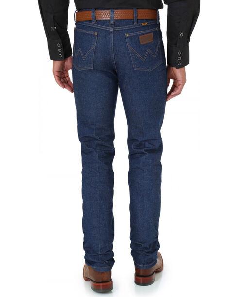 Wrangler Jeans - Cowboy Cut 36MWZ Slim Fit Rigid, Indigo, hi-res
