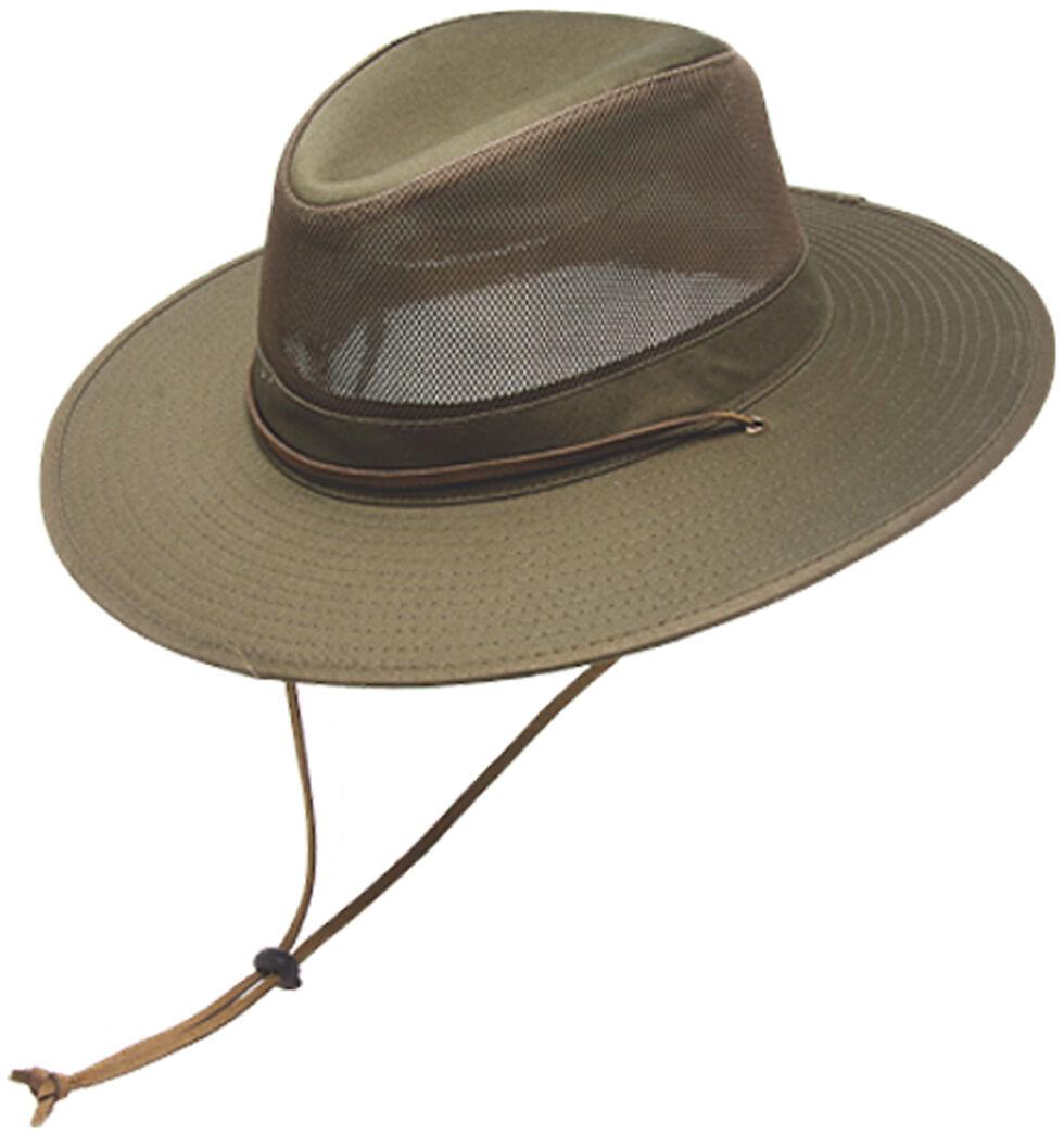 Peter Grimm Pike Olive Resort Hat, Olive, hi-res
