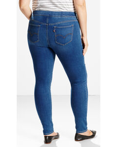 Levi's Women's Potrero Pull On Legging - Plus Size, Indigo, hi-res
