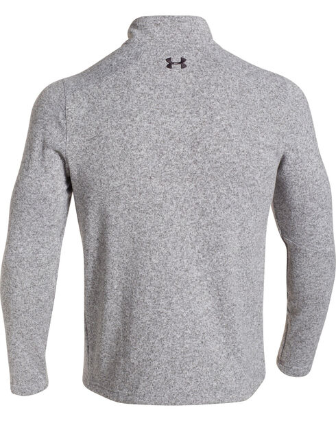 Under Armour Men's Storm Specialist Sweater , Heather Grey, hi-res