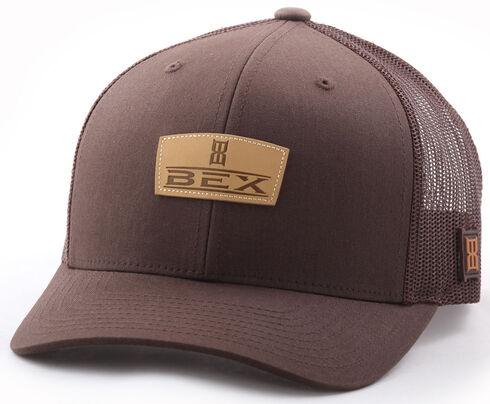 Bex Men's Browner Snap-Back Ball Cap, Brown, hi-res