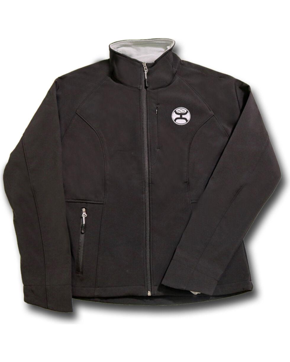 Hooey Women's Black Fleece Lined Jacket , Black, hi-res
