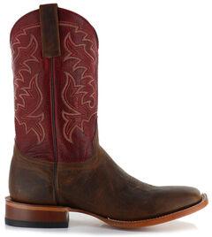 Moonshine Spirit Men's Western Boots - Square Toe, , hi-res