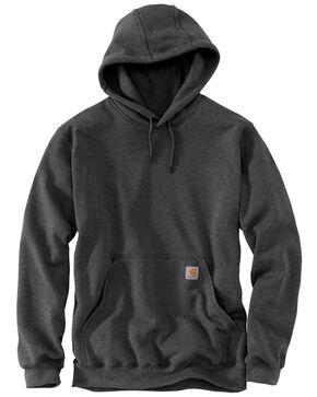 Carhartt Hooded Sweatshirt - Big & Tall, Charcoal, hi-res