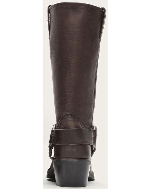 Frye Women's Ash Harness 12R Mid-Calf Boots - Square Toe , Ash, hi-res
