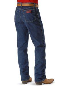 "Wrangler 20X Jeans - Original Relaxed Fit - 38"" & 40"" Tall Inseams, Dark Denim, hi-res"