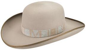 Renegade by Bailey Men's Commodore Felt Hat, Grey, hi-res