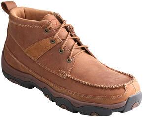 Twisted X Men's Brown Hiker Boots , Brown, hi-res