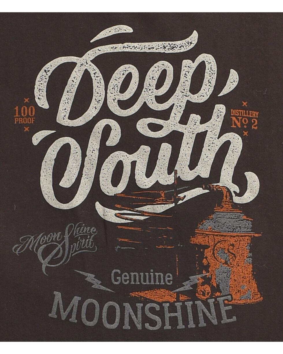Moonshine Spirit Men's Deep South Tee, Black, hi-res