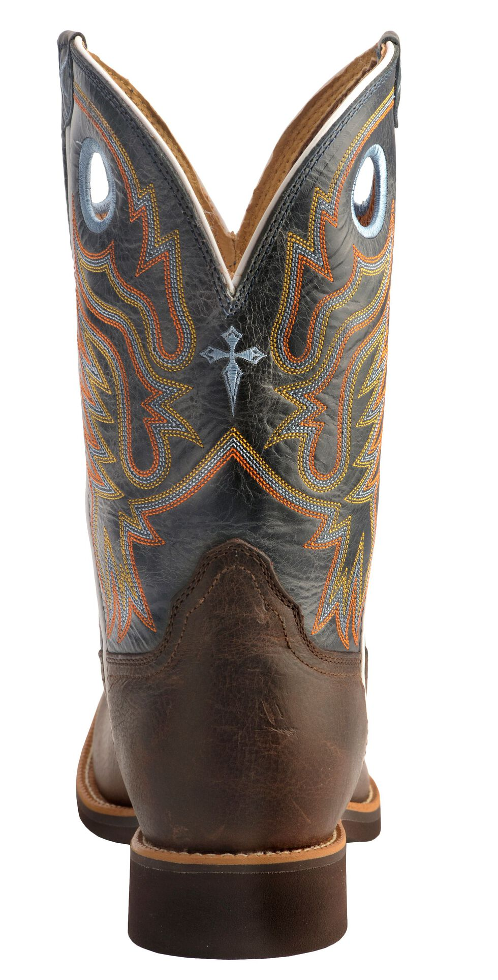 Twisted X Western Roper Cowboy Boots - Square Toe, , hi-res