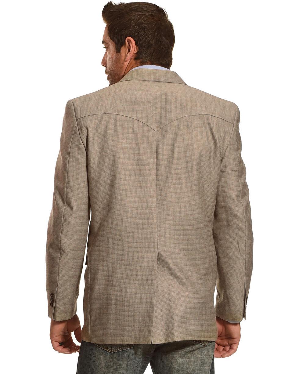 Circle S Men's Houston Sport Coat - Big & Tall, Brown, hi-res