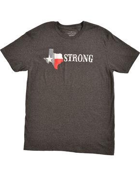 Cody James Men's Texas Strong T-Shirt, Black, hi-res