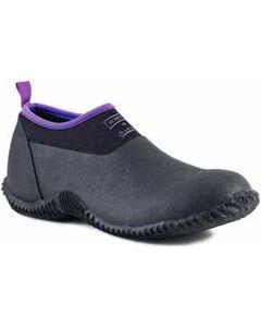 Ovation Women's Mudster Barn Shoes, Blk Multi, hi-res