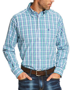 Ariat Men's Multi Osman Long Sleeve Shirt , Multi, hi-res