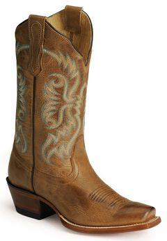 Nocona Vargas Boots - Square Toe, , hi-res